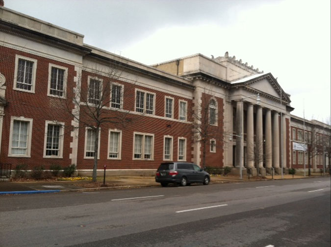 Montgomery City Jail located in Montgomery AL (Alabama) 3