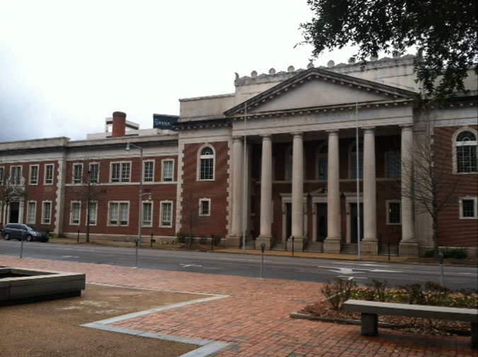 Montgomery City Jail located in Montgomery AL (Alabama) 4
