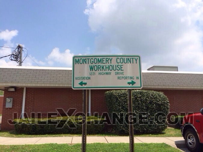 Montgomery County Workhouse located in Clarksville TN (Tennessee) 2