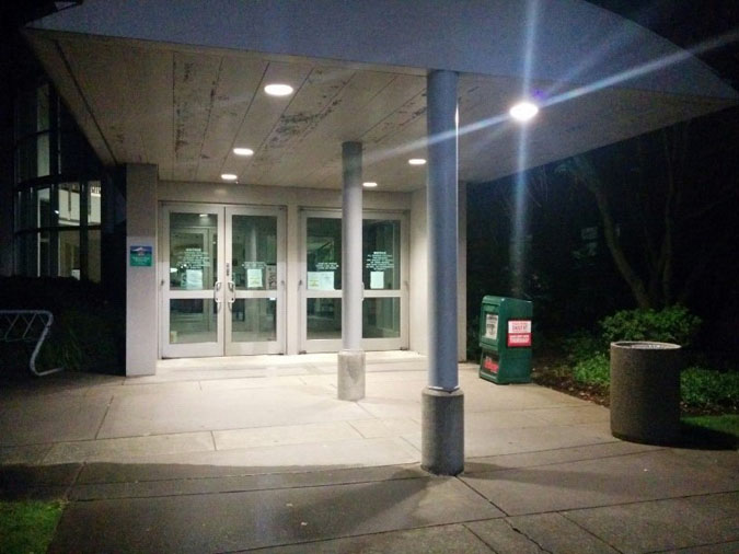 Multnomah County Juvenile Detention Center located in Portland OR (Oregon) 1