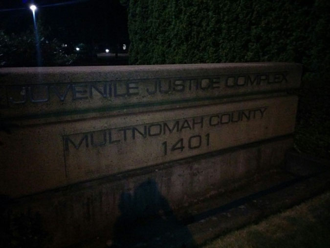 Multnomah County Juvenile Detention Center located in Portland OR (Oregon) 2