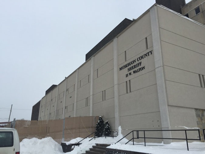 Muskegon County Jail located in Muskegon MI (Michigan) 2