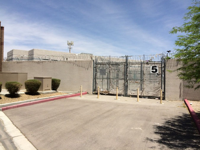 North Las Vegas Detention Center located in North Las Vegas NV (Nevada) 3