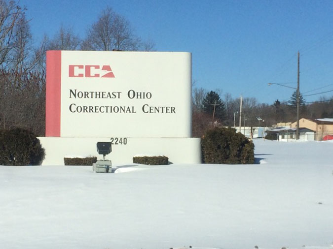 Northeast Ohio Correctional Center located in Youngstown OH (Ohio) 2
