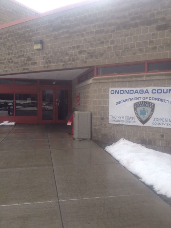 Onondaga County Penitentiary located in Jamesville NY (New York) 1