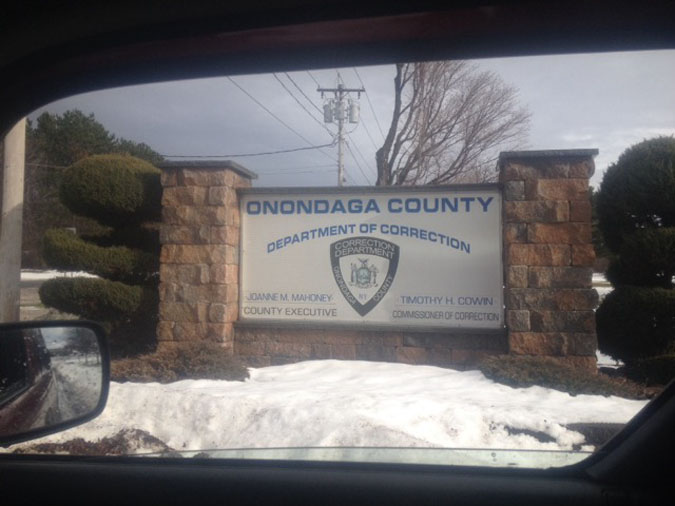 Onondaga County Penitentiary located in Jamesville NY (New York) 2
