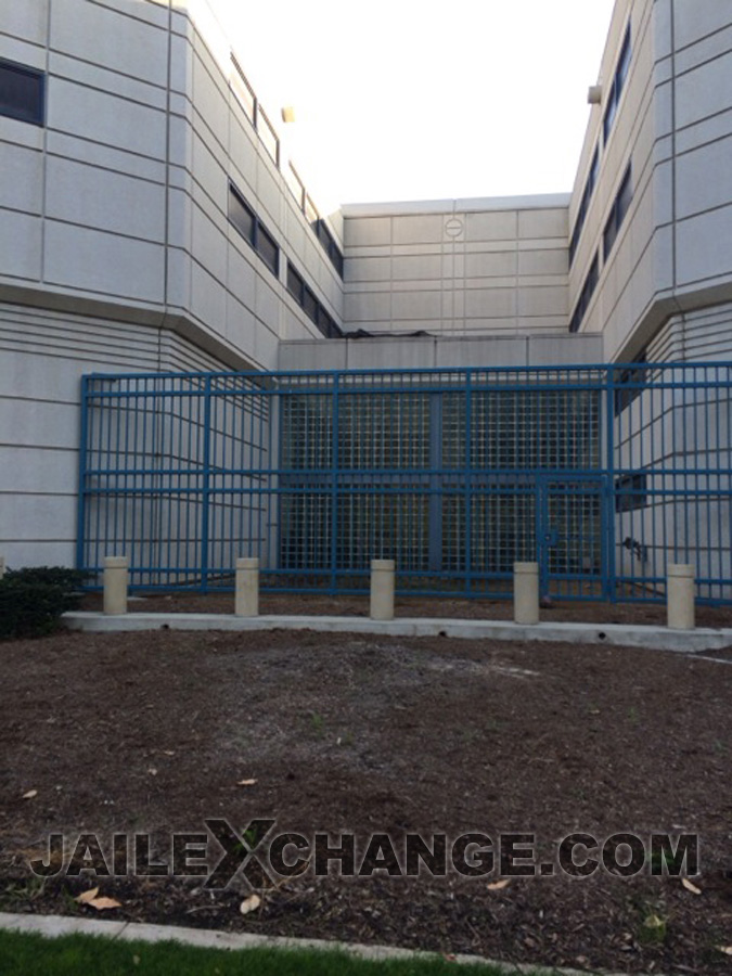 Orange County Central Womens Jail located in Santa Ana CA (California) 4
