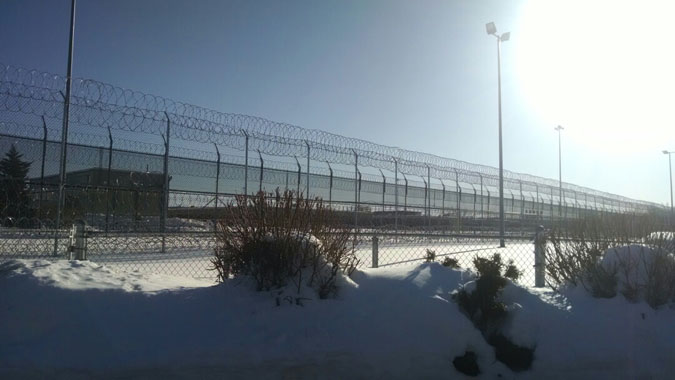 Osborn Correctional Institution located in Somers CT (Connecticut) 5