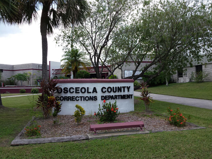 Osceola County Correctional Facility located in Kissimmee FL (Florida) 2
