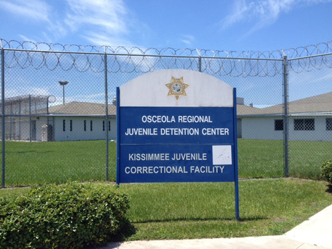 Osceola Regional Juvenile Detention Center Visitation | Mail