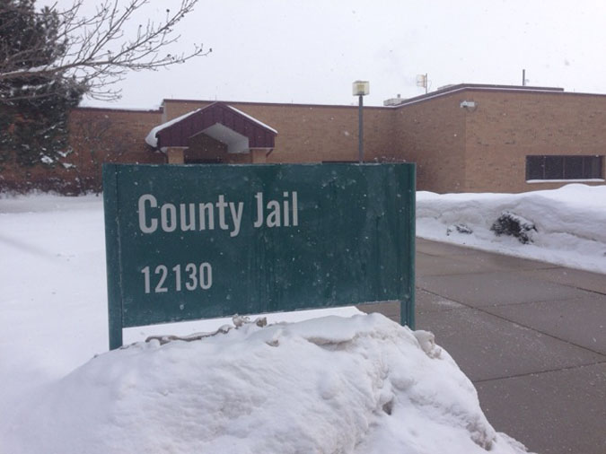 Ottawa County Jail located in West Olive MI (Michigan) 2