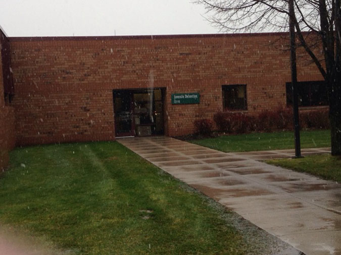 Ottawa County Juvenile Detention located in West Olive MI (Michigan) 1
