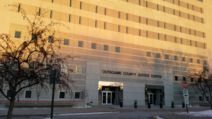 Outagamie County Jail located in Appleton WI (Wisconsin) 1