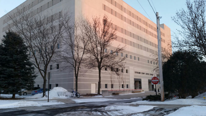 Outagamie County Jail located in Appleton WI (Wisconsin) 4