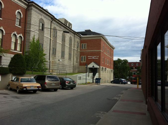 Penobscot County Jail located in Bangor ME (Maine) 4