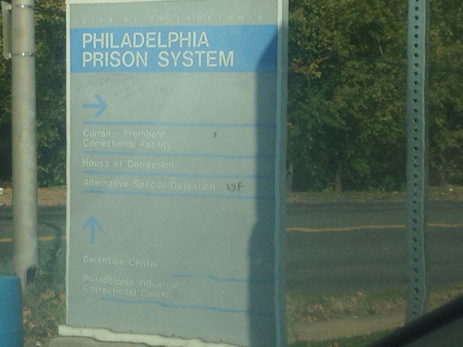 Philadelphia Detention Center located in Philadelphia PA (Pennsylvania) 2