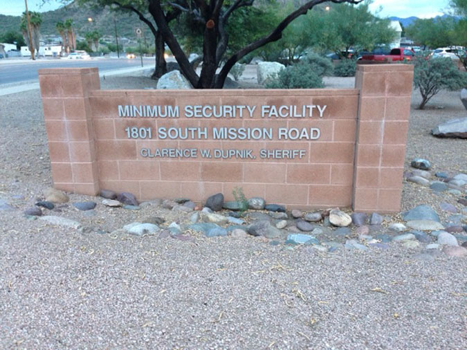 Pima County Mission Facility located in Tucson AZ (Arizona) 2