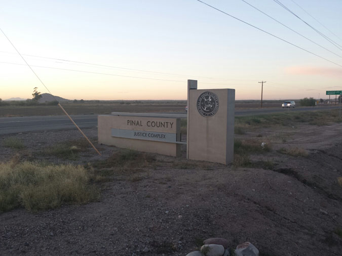 Pinal County Adult Detention Center located in Florence AZ (Arizona) 2