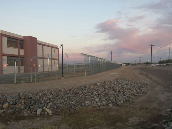 Pinal County Adult Detention Center located in Florence AZ (Arizona) 3