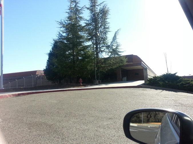 Placerville Jail located in Placerville CA (California) 1