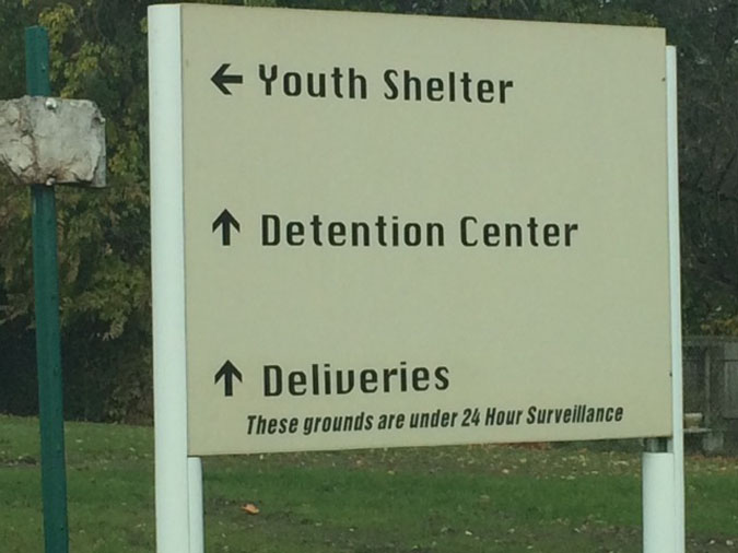 Polk County Juvenile Detention Center located in Des Moines IA (Iowa) 2