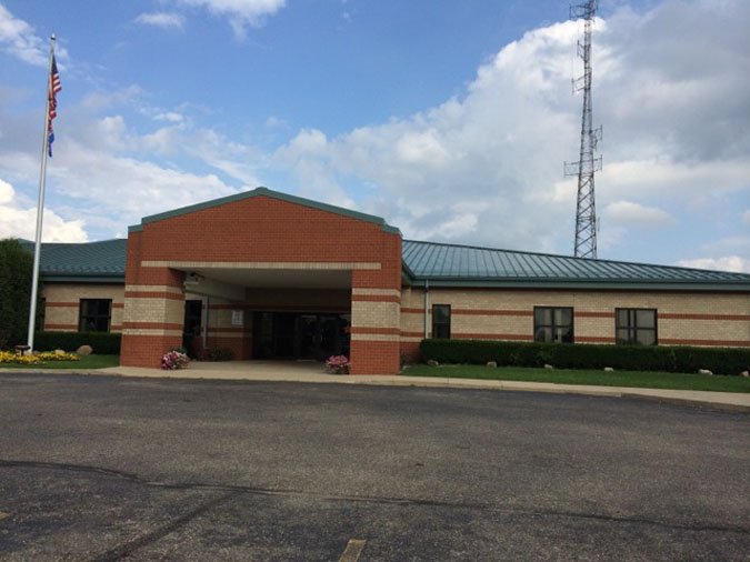 Portage County Jail located in Ravenna OH (Ohio) 1
