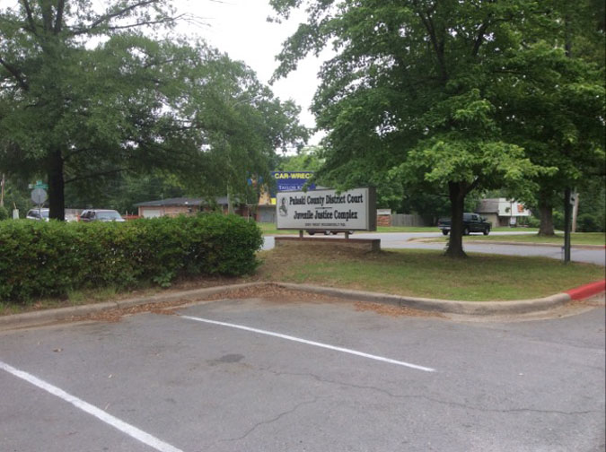 Pulaski County Juvenile Detention Facility located in Little Rock AR (Arkansas) 2