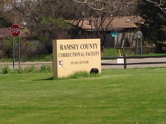 Ramsey County Workhouse located in Maplewood MN (Minnesota) 2