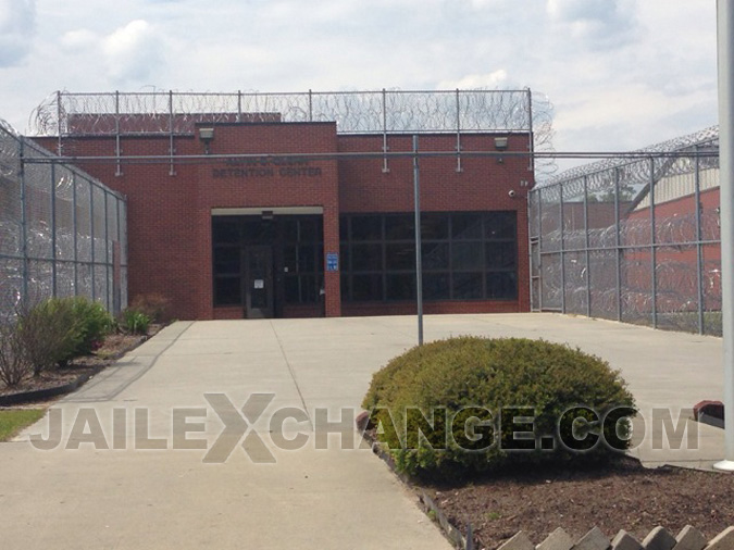Richland County Jail Detention Center located in Columbia SC (South Carolina) 1