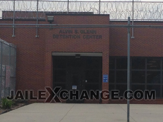 Richland County Jail Detention Center located in Columbia SC (South Carolina) 2