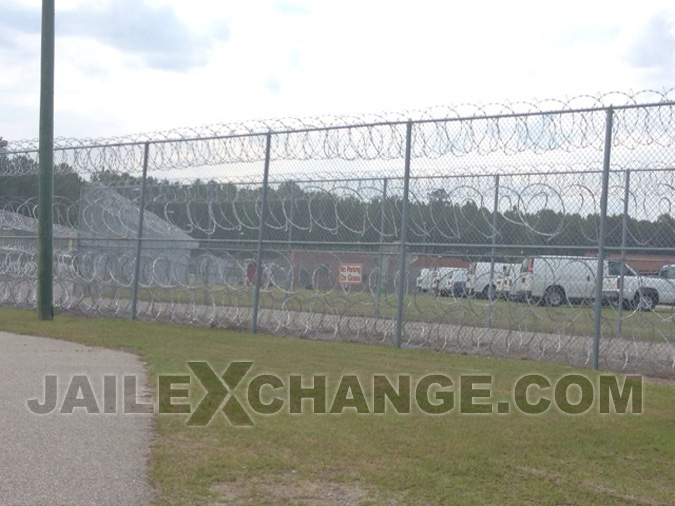 Richland County Jail Detention Center located in Columbia SC (South Carolina) 3