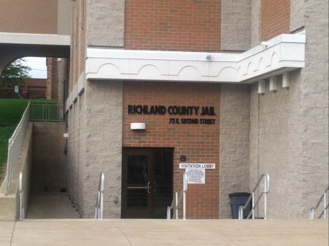 Richland County Jail located in Mansfield OH (Ohio) 2