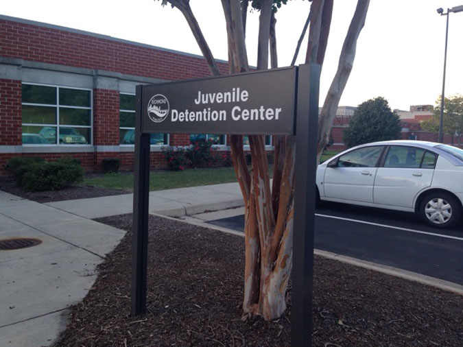 Richmond Juvenile Detention Center located in Richmond VA (Virginia) 2