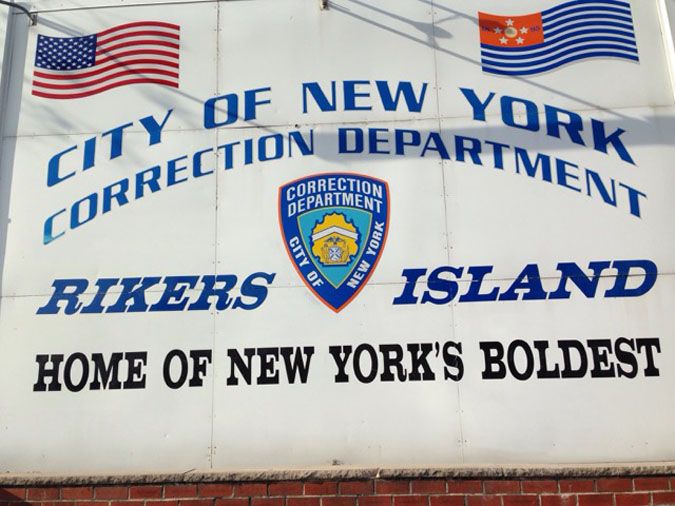 Rikers Island Rose M Singer Ctr located in East Elmhurt NY (New York) 1