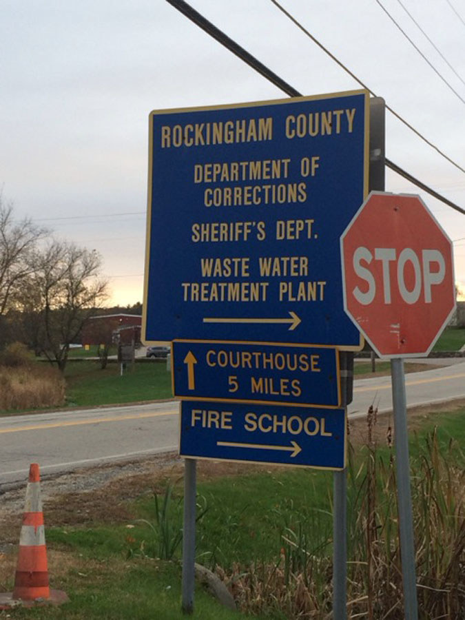 Rockingham County Dept of Corrections located in Brentwood NH (New Hampshire) 2