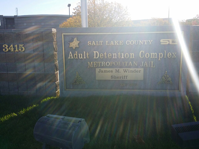 Salt Lake Valley Detention Center located in Salt Lake City UT (Utah) 2