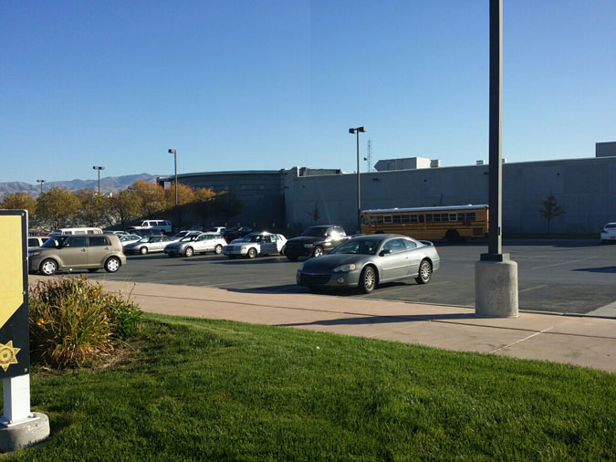 Salt Lake Valley Detention Center located in Salt Lake City UT (Utah) 4