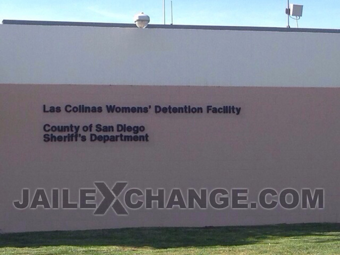 San Diego County Jail Las Colinas Womens Detention Facility located in Santee CA (California) 2