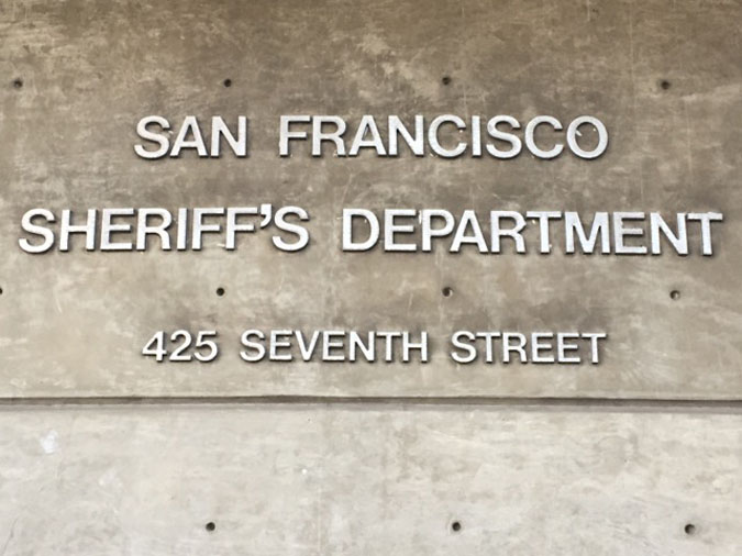 San Francisco County Jail 2 located in San Francisco CA (California) 2