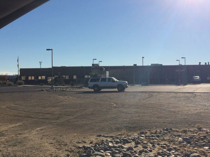 San Juan County Adult Detention Center located in Farmington NM (New Mexico) 4