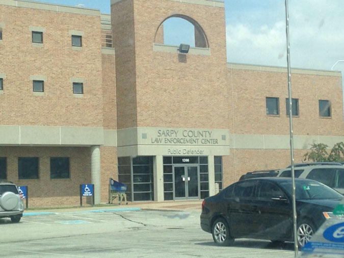 Sarpy County Jail located in Papillion NE (Nebraska) 1