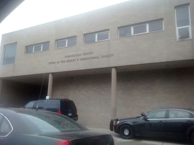 Schenectady County Jail located in Schenectady NY (New York) 2