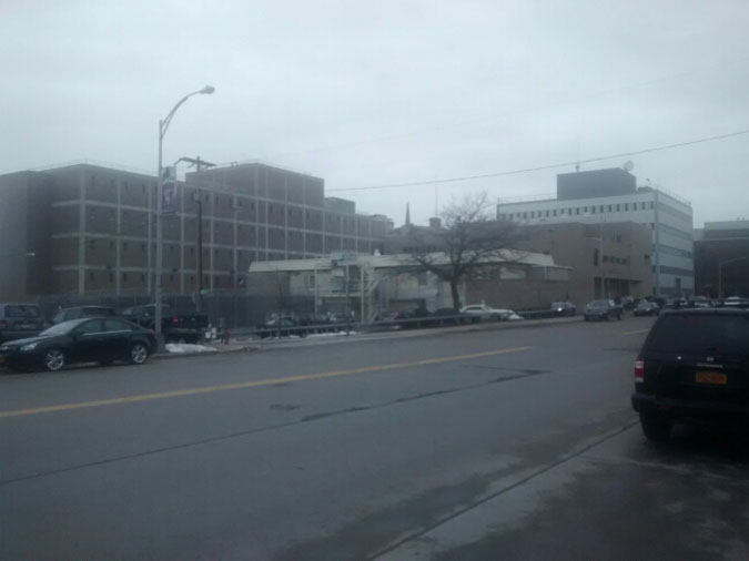 Schenectady County Jail located in Schenectady NY (New York) 4