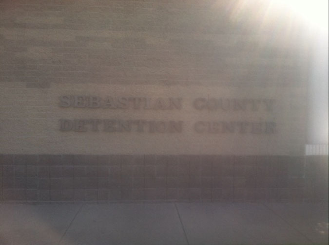 Sebastian County Adult Detention Center located in Fort Smith AR (Arkansas) 2