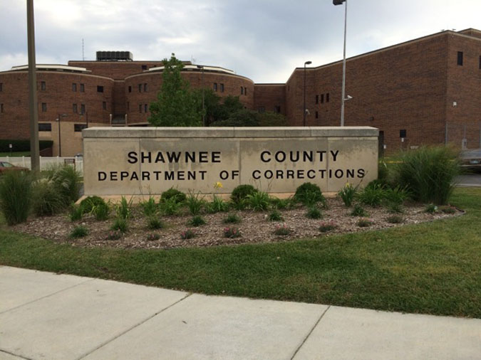 Shawnee County Detention Center located in Topeka KS (Kansas) 2