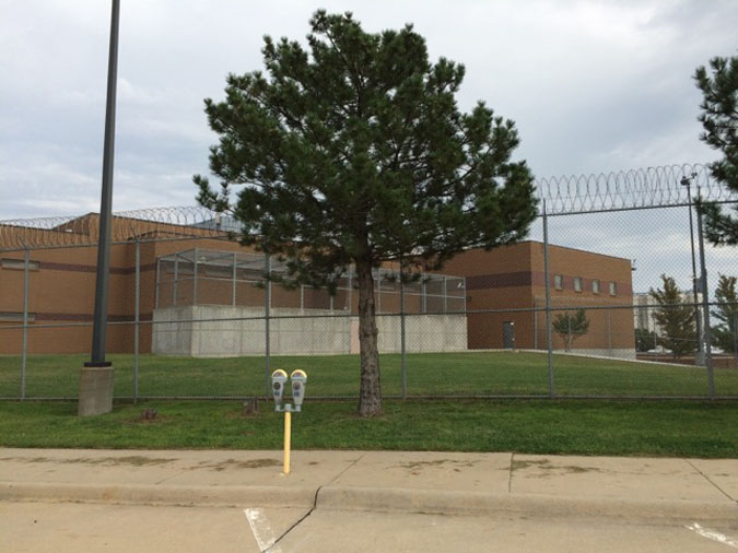 Shawnee County Detention Center located in Topeka KS (Kansas) 3