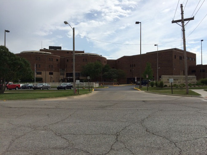 Shawnee County Detention Center located in Topeka KS (Kansas) 4