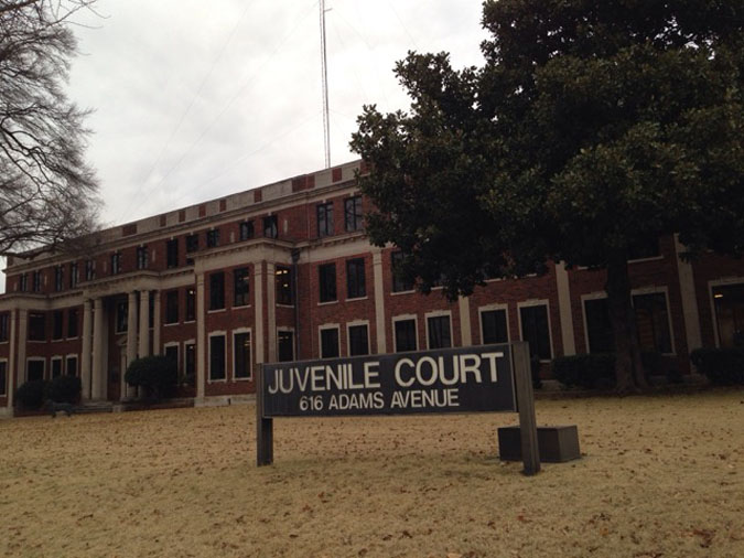 Shelby County Juvenile Detention Ctr located in Memphis TN (Tennessee) 2