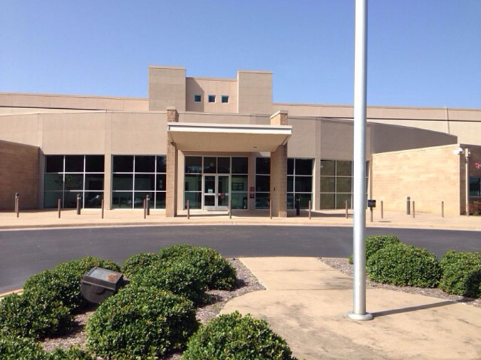 Smith County Juvenile Detention Ctr located in Tyler TX (Texas) 1