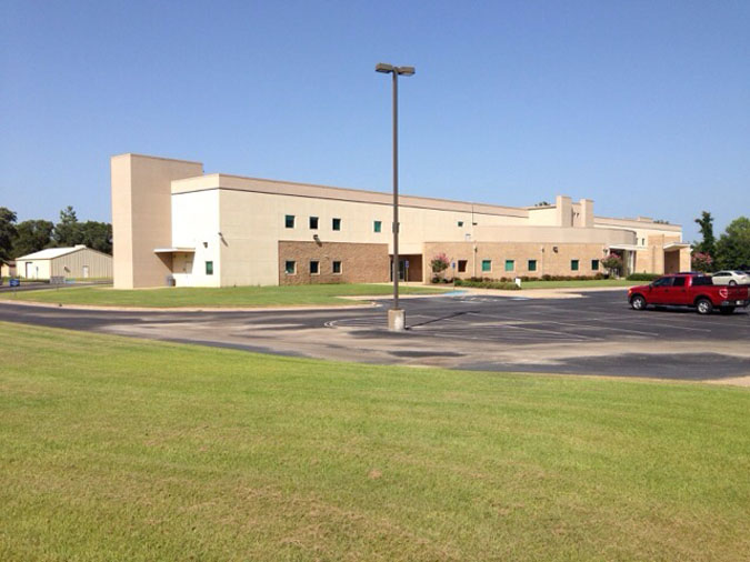 Smith County Juvenile Detention Ctr located in Tyler TX (Texas) 3